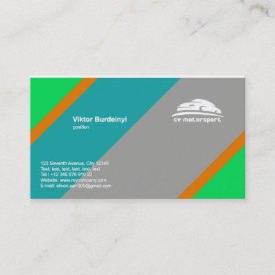 Photo Watermark Background template Business Card Zazzle
