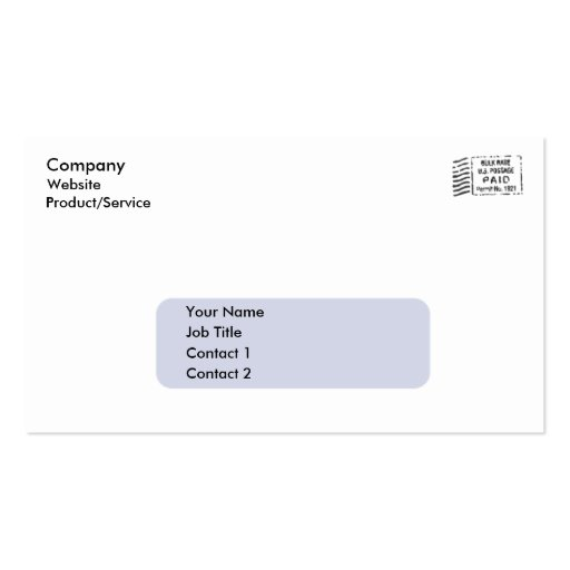 10 business envelope template