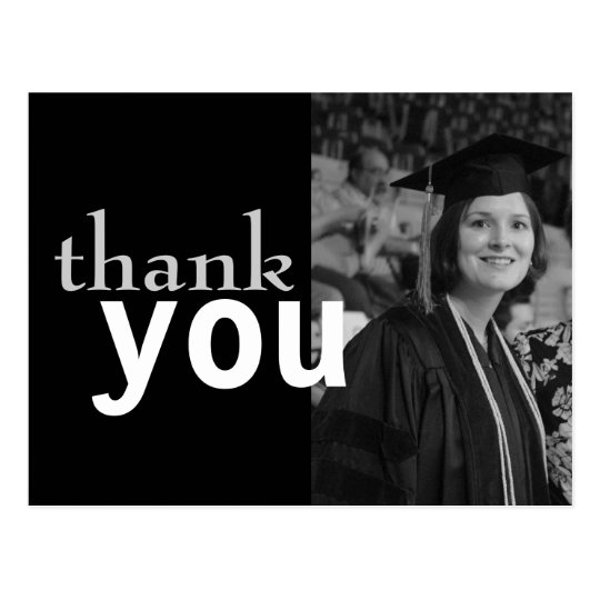 Cheap Graduation Thank You Card Zazzle