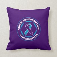 Chiari Malformation - Syringomyelia Pillow | Zazzle