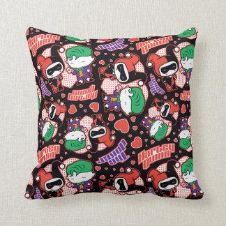 Joker And Harley Quinn Pillows