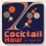 Cocktail Hour is Required | Coasters
