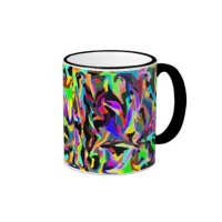 Colorful Unique Coffee Mug | Zazzle