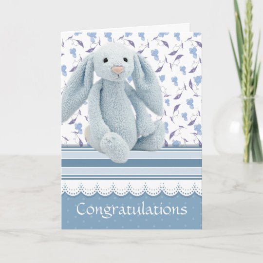 congratulations new baby card Zazzle