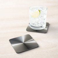 Masculine Drink & Beverage Coasters | Zazzle