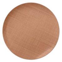 Copper Colored Dinner Plates | Zazzle