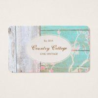 Country Vintage Shabby Rustic Wood Chic Boutique Business ...