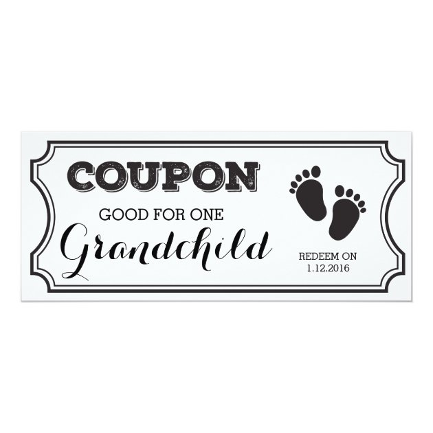 coupon template open office