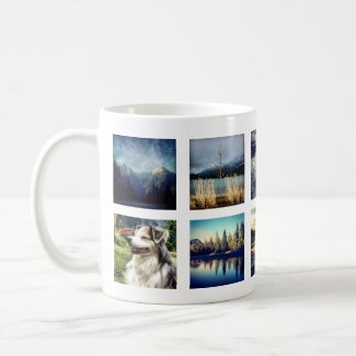 Create Your OWN custom instagram photo Coffee Mug