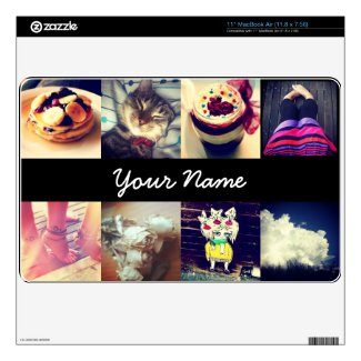 Create Your Own Instagram Skins For MacBook