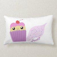 Farting Pillows - Decorative & Throw Pillows | Zazzle