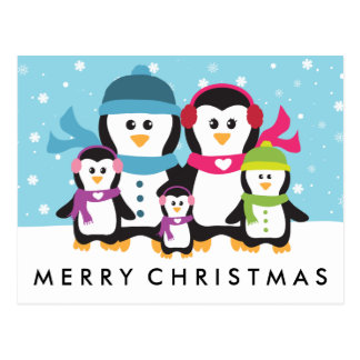 Iphone 4 Winter Wallpaper Group Of Cute Penguin Merry Christmas
