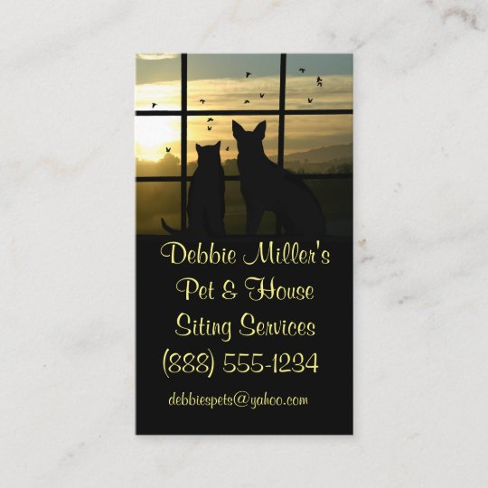 Bounce House Business Cards  Templates Zazzle - bounce house flyer template