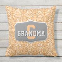 New Grandma Pillows - Decorative & Throw Pillows | Zazzle