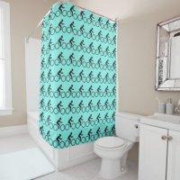 designer shower curtain | Zazzle