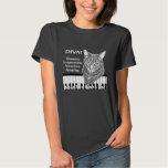 DIVA! #DIVA001 - Dark T Shirt