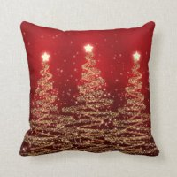 Christmas Pillows - Decorative & Throw Pillows | Zazzle