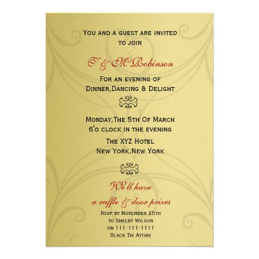 Personalized Product launch Invitations CustomInvitations4U - Corporate Party Invitation Template