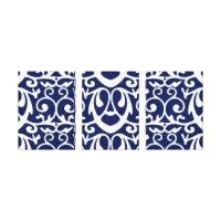 Navy Blue Wrapped Canvas Prints | Zazzle