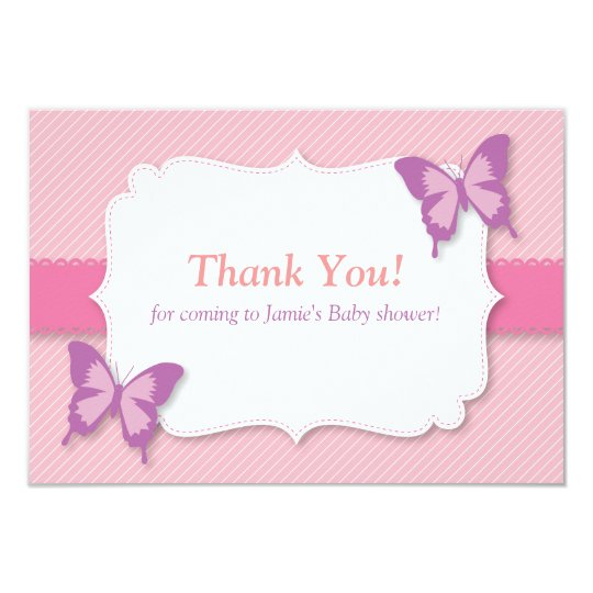 butterfly thank you cards - Acurlunamedia - butterfly thank you cards