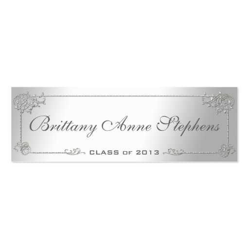 graduation name cards template free - 28 images - templates gray - free graduation name card template