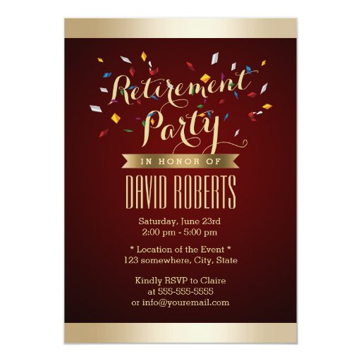 Most Popular Corporate Event Invitations CustomInvitations4U - event invitations