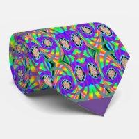 Purple And Orange Ties | Zazzle