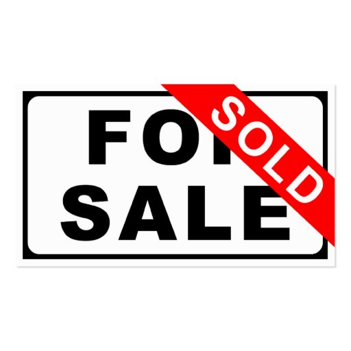 for sale sign sold - Idealvistalist - house for sale sign template