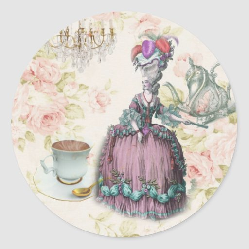 Make Your Own Monogram Iphone Wallpaper French Floral Paris Tea Party Marie Antoinette Classic