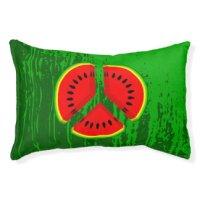 Watermelon Dog Beds | Zazzle