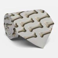 Funny Dog Bone - Tie   Zazzle