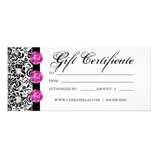 Doc550236 Personalized Gift Certificates Template Free – Personalized Gift Certificates Template Free
