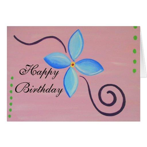 blank birthday card template trattorialeondoro