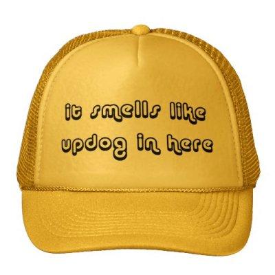It Smells Like Updog In Here Trucker Hat | Zazzle
