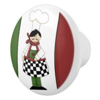 Chef Knobs and Pulls | Zazzle
