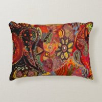 Jewel Tone Pillows - Decorative & Throw Pillows | Zazzle