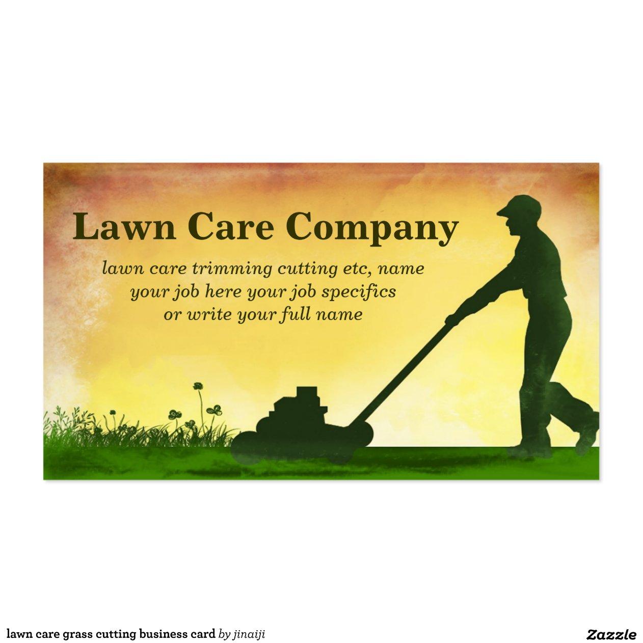 cutting grass company