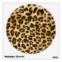 Animal Print Wall Decals & Wall Stickers | Zazzle