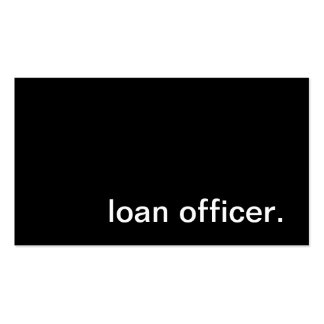 Loan Officer Business Cards & Templates   Zazzle