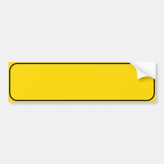 Make Your Own Bumper Sticker Zazzle
