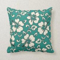 Hawaiian Pillows - Decorative & Throw Pillows   Zazzle