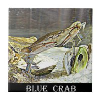 Crab Ceramic Tiles | Zazzle