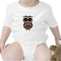 Meesha the Good Luck Owl | Baby Creeper