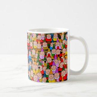 MetroGnomes Coffee Mugs