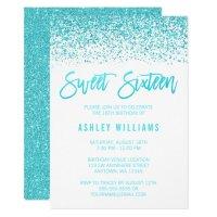 Sweet 16 Invitations | Zazzle