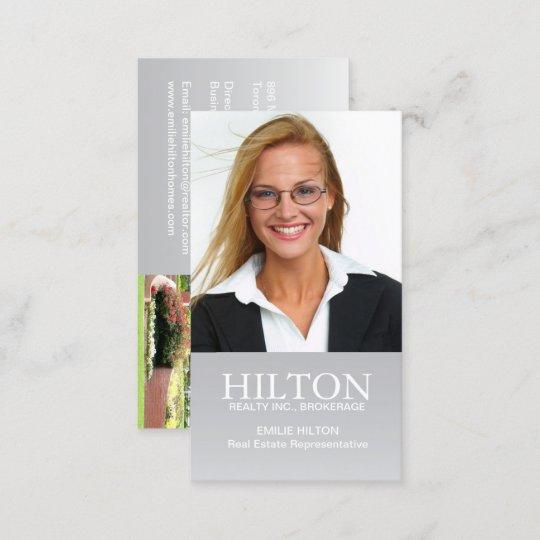 realtor business cards - Towerdlugopisyreklamowe