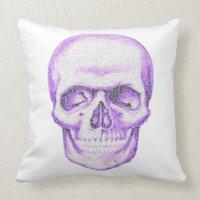 Skull Pillows - Decorative & Throw Pillows | Zazzle