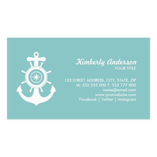 Compass logo Business Card Templates BizCardStudio