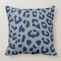 Navy Blue And Grey Pillows - Decorative & Throw Pillows ...