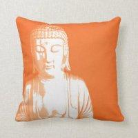 Buddhist Pillows - Decorative & Throw Pillows | Zazzle